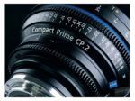 ZEISS Compact Prime CP. 2 100mm T2.1 CF Obiectiv aparat foto
