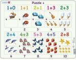 Larsen Puzzle Adunarea, 20 Piese Larsen LRAR4 (LRAR4_Initiala) Puzzle