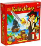 Selecta Comoara piraţilor - joc de societate în lb. maghiară (COMP-6047-182) Joc de societate