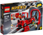 LEGO Speed Champions - Ferrari FXX K Development Center (75882)