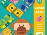 Djeco dominó - Állatok - kocoska - 3 490 Ft