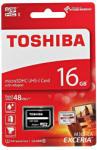 Toshiba MicroSDHC 16GB Class 10 MBMIZ16A