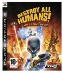 THQ Destroy All Humans! Path of the Furon (PS3) Játékprogram