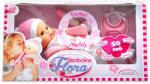 Flair Toys Bambolina - Beszélő Flora baba 40 cm