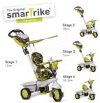 smarTrike Dream Team Touch Steering 4in1