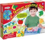 Playgo Playgo: Szivacsfestő készlet