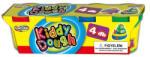 Creativ Kids Kiddy dough 4 db-os gyurma Creativ Kids (CREATIVKIDSCK10302)