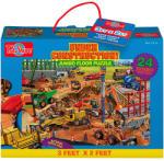 Creative Kids Építkezés Jumbo puzzle 24db-os (1125)