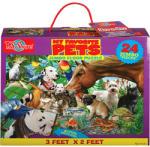 Creative Kids Házi kedvencek Jumbo puzzle 24db-os (1127)