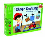 Chalk and Chuckles Joc de potrivire fermierul istet chalk and chuckles (100160)