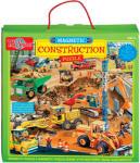 Creative Kids Építkezés mágneses úti kirakó 50db-os (423K)