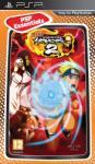 Namco Bandai Naruto Ultimate Ninja Heroes 2 [Essentials] (PSP) Software - jocuri