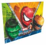 Mattel Mega Puzzles 3D Breakthrough Marvel Szuperhősök - kezdő szintű puzzle