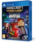 Telltale Games Minecraft Story Mode [The Complete Adventure] (PS4) Játékprogram