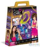 Crazy Chic - Karkötő és Gyűrű Készítő Szett (Clementoni, 78136)