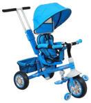 Baby Max Tricicleta pentru copii cu scaun reversibil Blue (00006724)