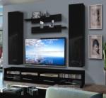 Clevo D2 magasfényű szekrénysor 4 színösszeállításban