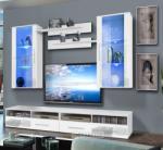 Clevo G2 magasfényű szekrénysor 4 színösszeállításban, led világítással