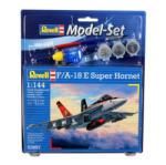 Reeves Revell Model Set - F/A-18E Super Hornet (REVELL63997)