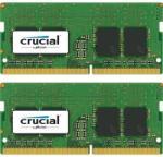 Crucial 32GB (2x16GB) DDR4 2400MHz CT2K16G4SFD824A