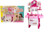 UNIKATOY Pink játékkonyha 72cm