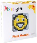 Pixelhobby Pixel XL mosaic Smiley (1 kis alaplap, 3 szín) Pixelhobby (PIXEL30009c)