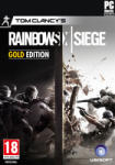Ubisoft Tom Clancy's Rainbow Six Siege [Gold Edition] (PC) Játékprogram