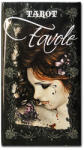 Fournier Favole Tarot kártya