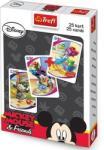 Trefl Mickey Mouse és barátai - Fekete Péter kártya