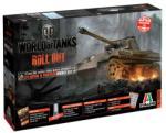 Italeri World of Tanks 1: 35 - Pz. Kpfw. V Panther tank makett Italeri 36506