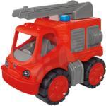 BIG Tűzoltóautó gyerekeknek Power BIG hossza 31 cm 2 éves kortól piros