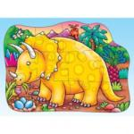 Orchard Toys OR303 Kétoldalas tricerotops puzzle ORCHARD 303