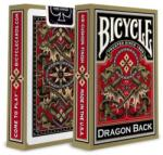 The United States Playing Card Company Bicycle Gold Dragon Back