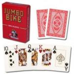 Modiano Cards Jumbo Bike Trophy 100% plasztik pókerkártya, 2 Jumbo Indexes