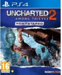 Sony Uncharted 2 Among Thieves Remastered (PS4) Játékprogram