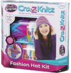 Cra-z-knitz Trendi Csajszi Sapi Design szett (CMH-17119)