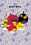 AngryBirds Füzet (86-32) A4 HANGJEGY Angry Birds Purple 20db/csom - iroszer24