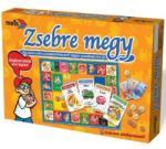 Noris Spiele Zsebre megy WHI25343