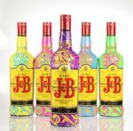 J&B Rare Tattoo Whiskey 0,7L 40%