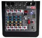 Allen & Heath ZED-6FX Mixer audio