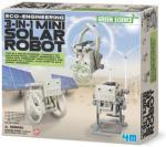 Green Science Készíts 3in1-ben mini napelemes robotot