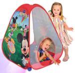 Trefl Gyermek sátor Mickey Mouse átlátszó oldalfallal