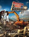 PlayWay Demolish & Build Company 17 (PC) Játékprogram