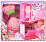 Flair Toys Bambolina: Nena sztárkonyhája játékszett - jatekshop