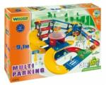 Wader Garaj Multi Parking 9.1 m Wader Kid Cars 3D (BP53070)