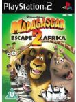 Activision Madagascar: Escape 2 Africa (PS2) J�t�kprogram