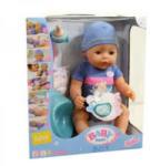 BABY born Baby Born: 8 funkciós interaktív baba - fiú 86829