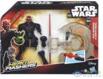 Hero Mashers Hero Mashers: Star Wars Sith Speeder És Darth Maul (Hasbro, B3831-D)