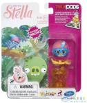 Angry Birds Stella: Telepods 1 Darabos - Willow (Hasbro, A8880-W)