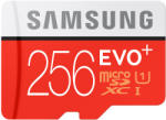 Samsung EVO Plus microSDXC 256GB Class 10 UHS-I MB-MC256DA/EU